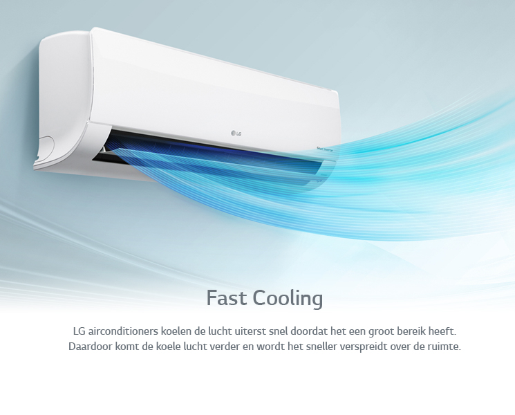 Fastcooling Airconditioning